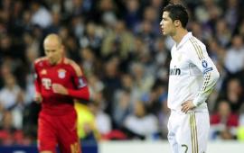أهداف مباراة ريال مدريد وبايرن ميونخ 2-1 بتعليق الشوالي + ضربات الجزاء 25-4-2012