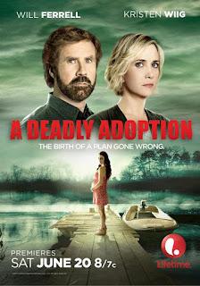 Adopción peligrosa (2015) Thriller de Rachel Goldenberg