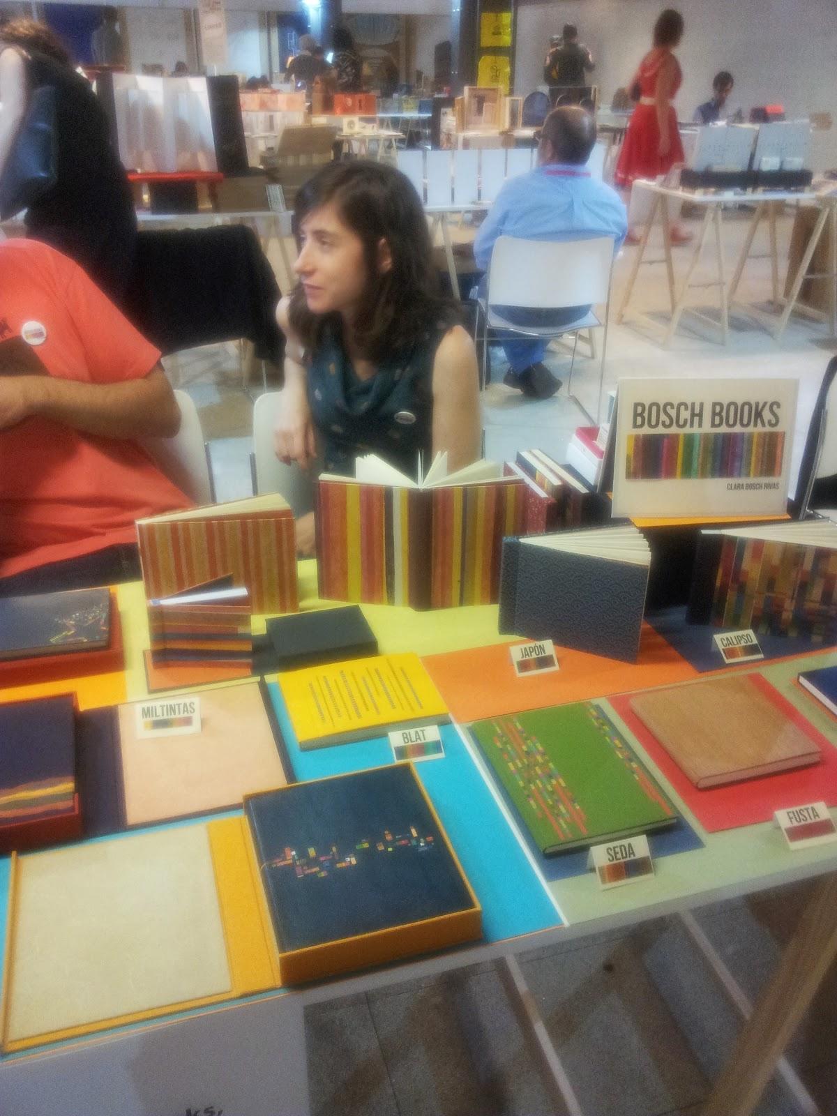 Stand Bosch Books, Clara Bosch