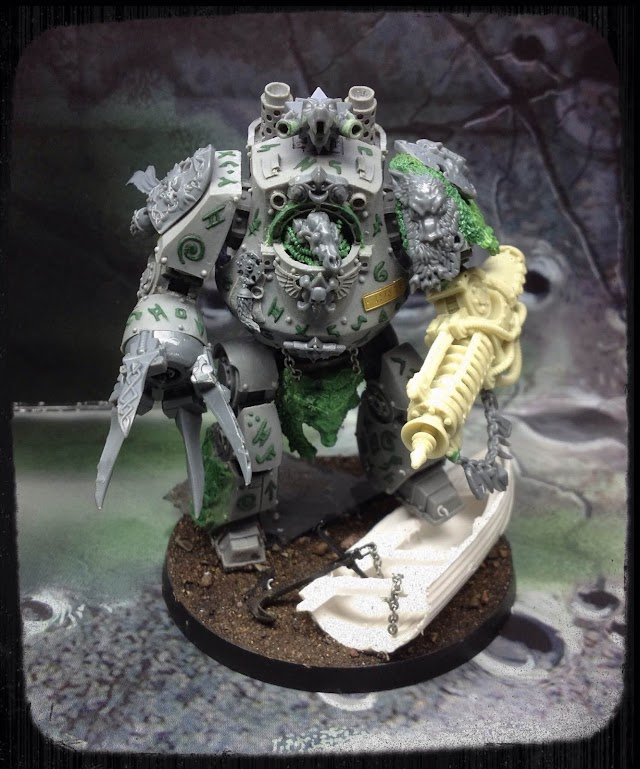 What's On Your Table: Bjorn the Fell Handed