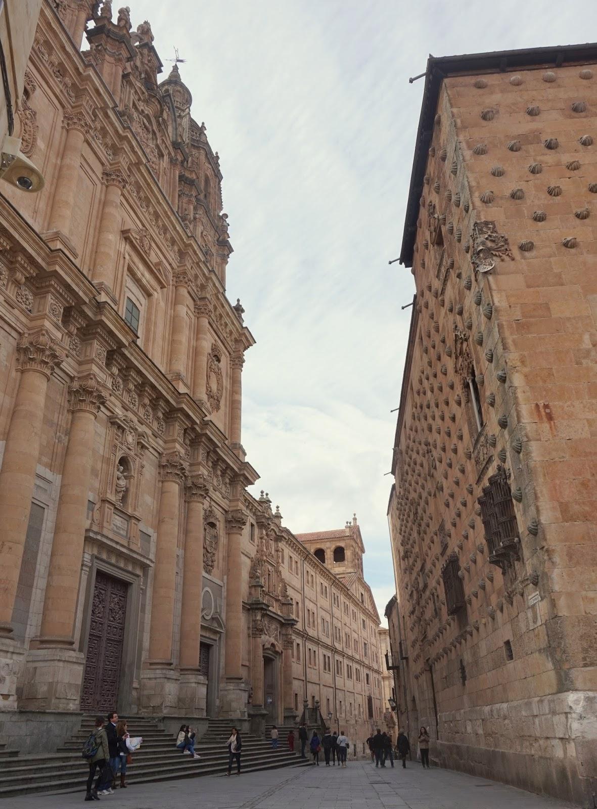Calles Salamanca