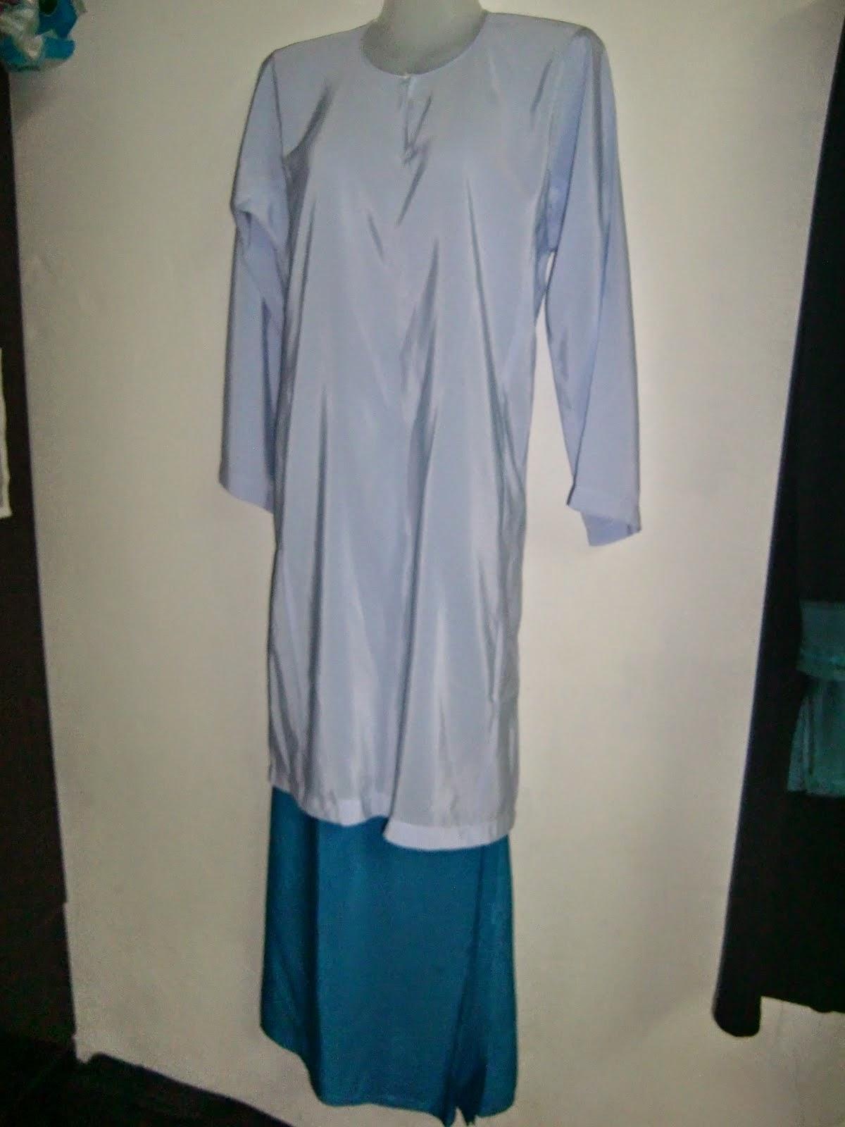 Pelajar Wanita Yang Dilarang Pakai Baju Kurung Ke Sekolah