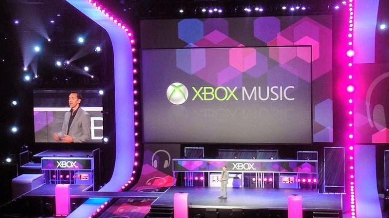 Windows Phone 8.1 Preview, Microsoft Xbox Music