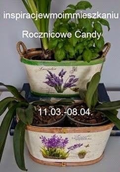 Rocznicowe Candy do 08.04.