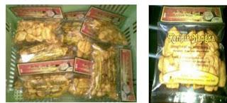 Keripik Nangka. Pemesanan hub.Kontak Keripik Buah Indramayu - Ali Syarief 0877-8195-8889 - 081320432002