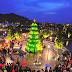 Legoland Malásia comemora Natal com árvore feita de Lego