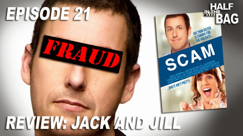 adam sandler is a hack scam artist