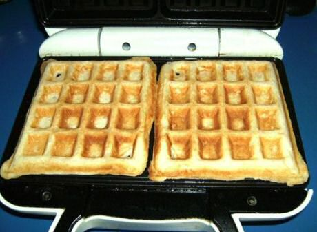 Lekkere wafels recept