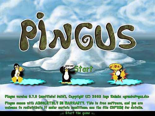 Game Pingus