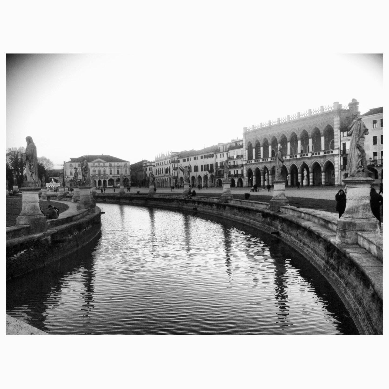 Perchè Padova è Padova e Prato della Valle è Prato della Valle