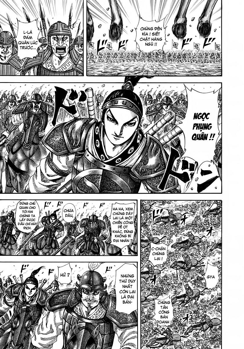 Kingdom - Vương Giả Thiên Hạ Chapter 182 page 18 - IZTruyenTranh.com
