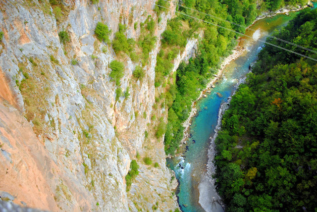 Каньон реки Тара. Черногория