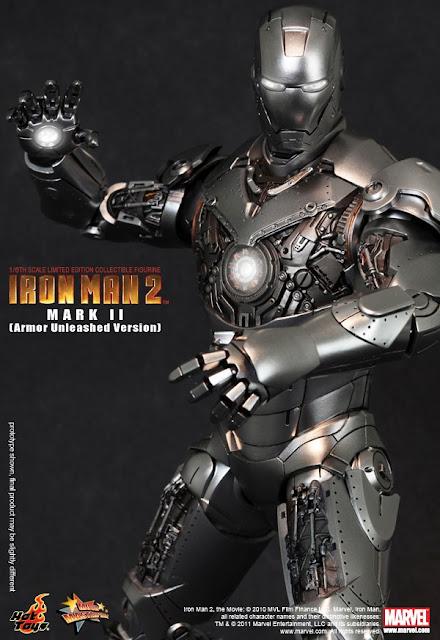 iron man 2  1 6th scale