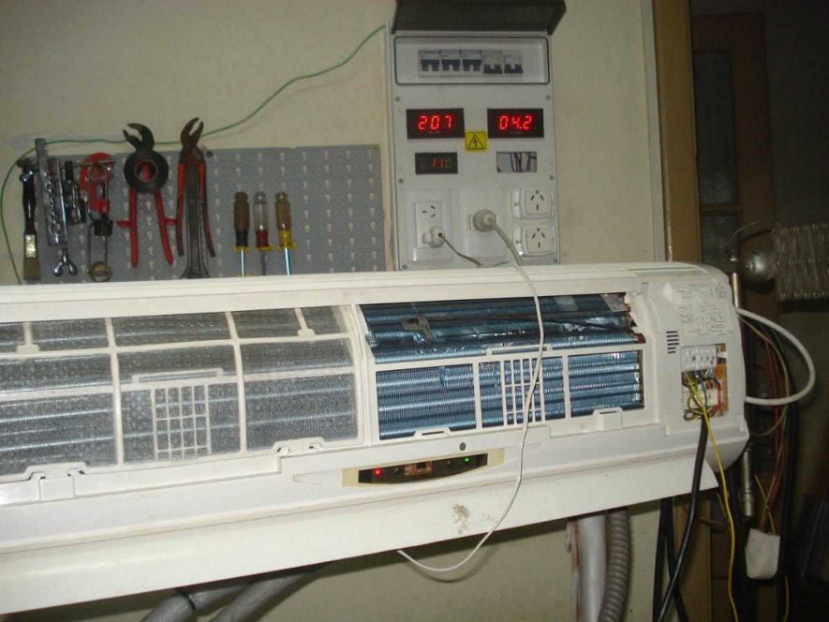 Reparaci n de equipos de aire acondicionado aire for Reparacion aire acondicionado zaragoza