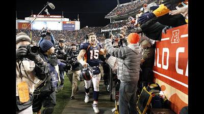 Tim Tebow vs Steelers