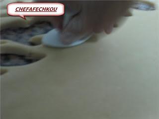 Petits fours sablés au grains de sésame