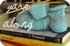 Yarn Along Wednesdays