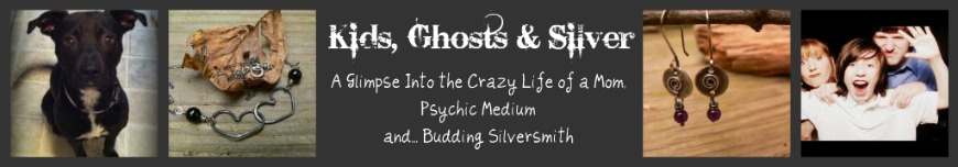 Kids, Ghosts and Silver
