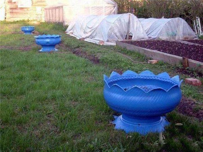 Jardineras Con Ruedas Jardineras Jardinera De Plazas Fabricado En