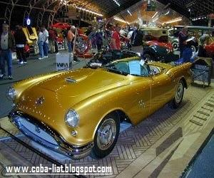 Mobil antik harga selangit
