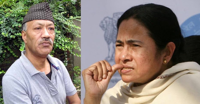 """Kalimpong District only possible under Mamata"" - Harka Bahadur Chhetri"