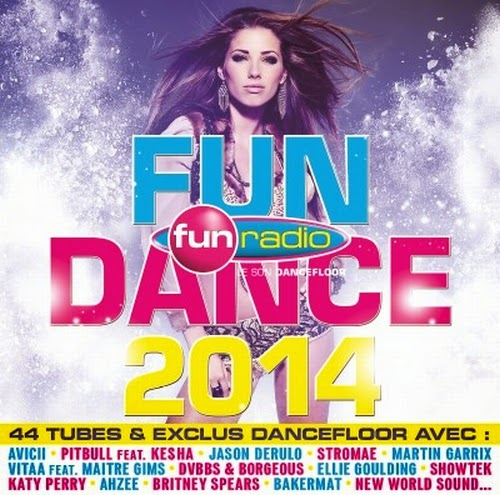 Fun Radio Fun Dance 2014-CD1