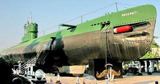 kapal selam kelas Whiskey milik Indonesia