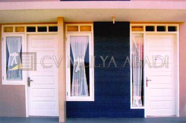 jasa pembuatan kusen pintu dan jendela kayu tangerang