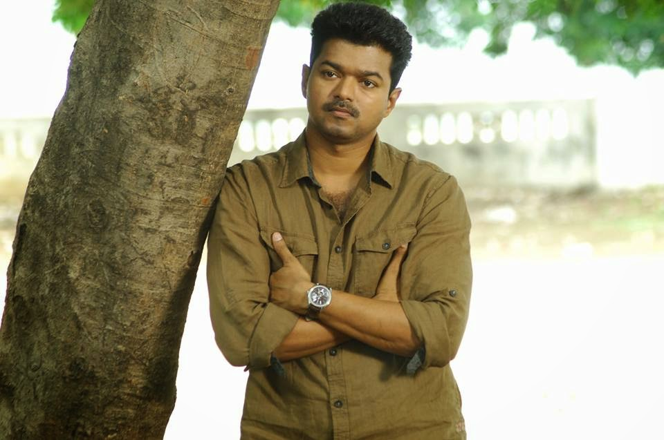 kaththi VIJAY SAMATHA SHOOTING SPOT STILLS HD - Actor ...