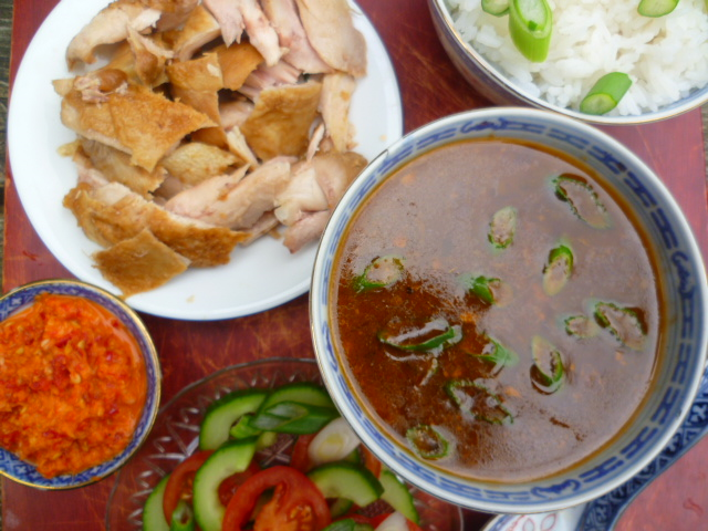 hainanese chicken rice recipe sbs6