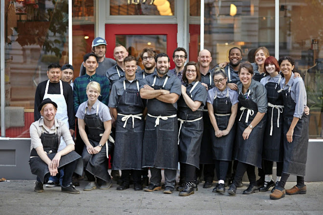 TBD Restaurant in San Francisco Kitchen team & wait staff