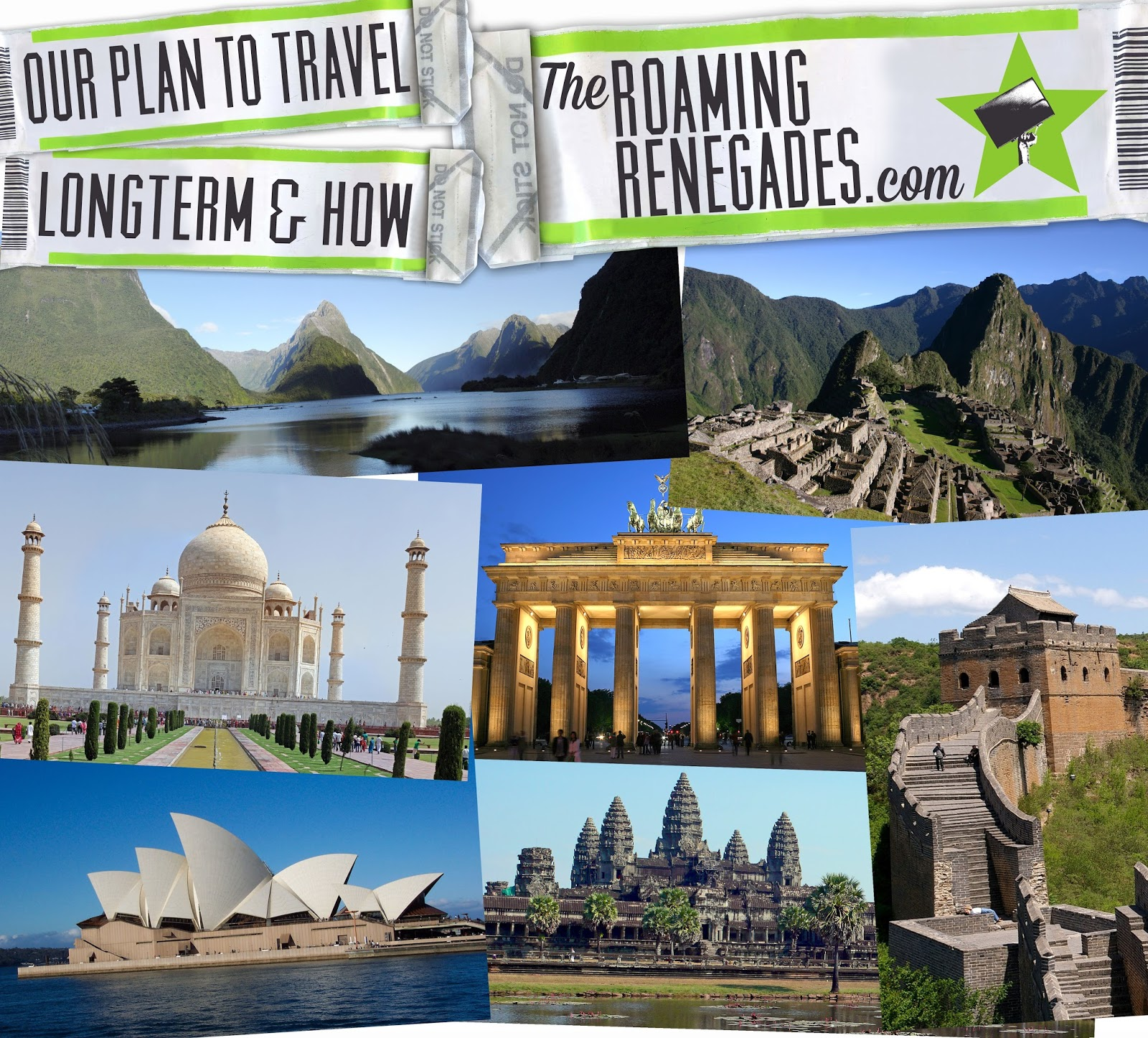 traveling around the world essay