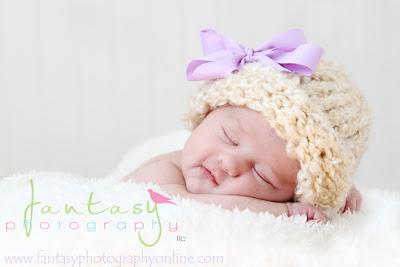 Winston Salem Newborn Photography by Fantasy Photography, LLC