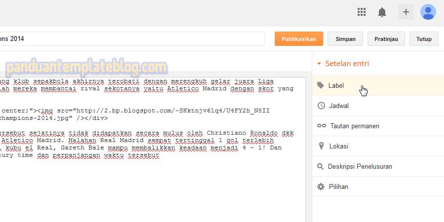 Panduan Lengkap Membuat Artikel Blog