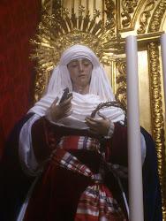 Virgen de Regla Coronada(Hdad de los Panaderos,Sevilla)
