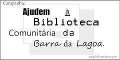 Campanha Ajude a Biblioteca Comunitária da Barra da Lagoa