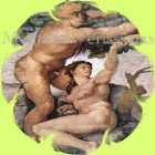 Adão e Eva. Qual foi o osso cedido: báculo ou costela?