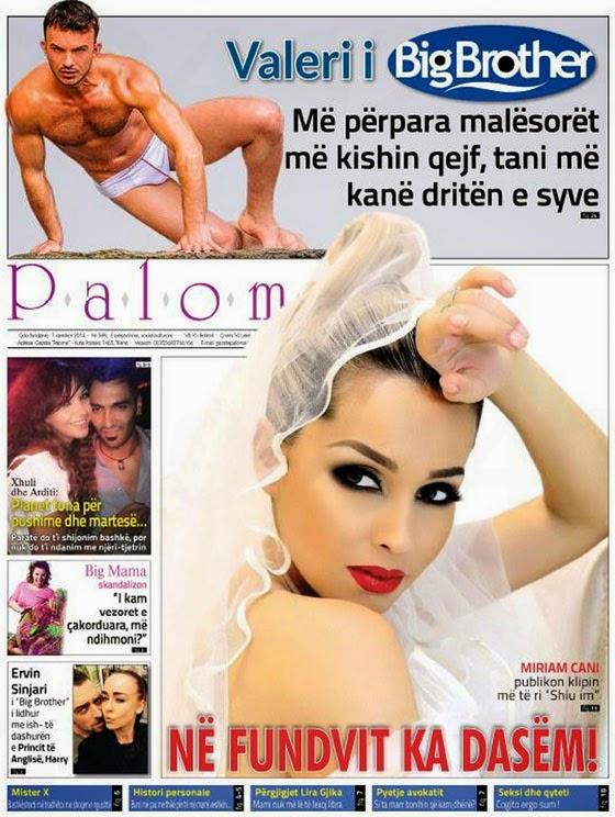 Revista PALOMA - 7 Qershor 2014
