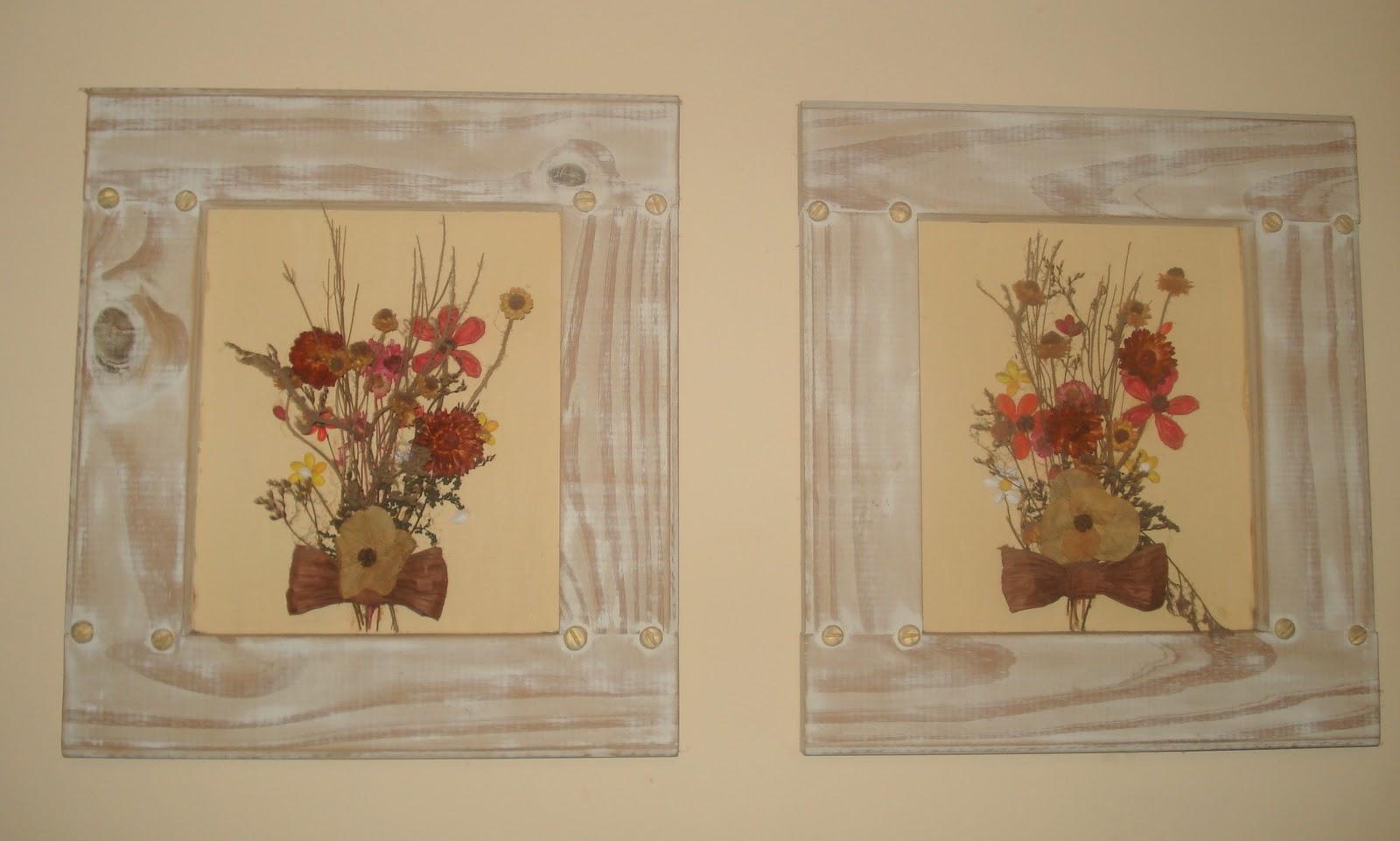 Art- MF: Cuadro de flores
