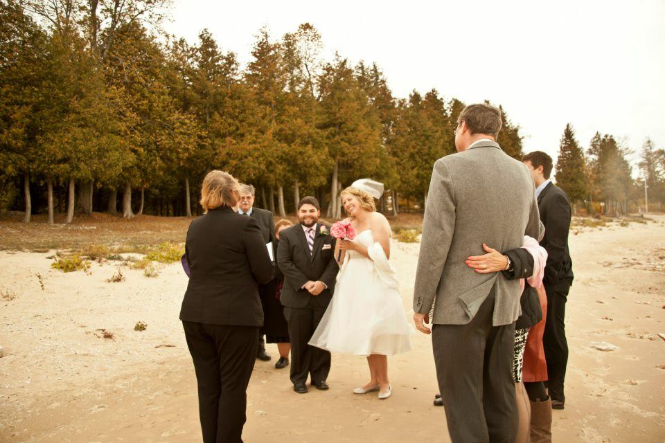 Oh And A Bonus Of Pictures From My Sister S Beach Wedding Do We Look Cold