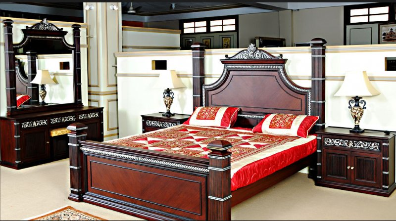 Bed Sets 6 Chiniot Furniture