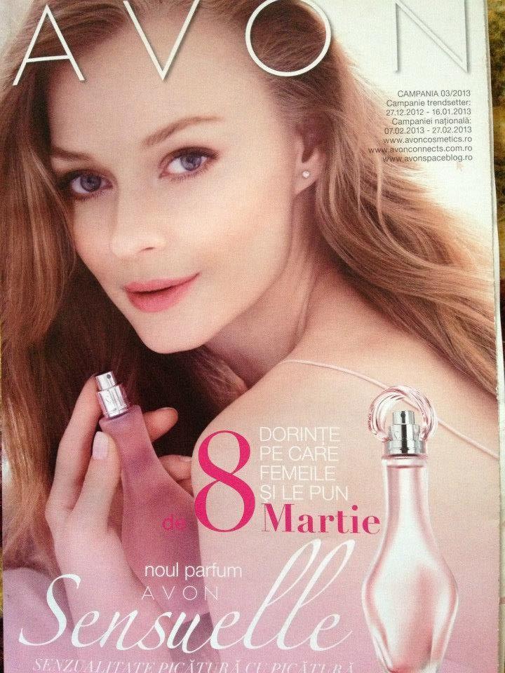 Avon Catalog campania 3/2013 online (brosura c3 februarie 2013) de