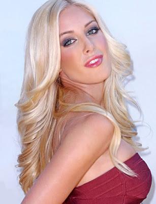 Heidi Montag Hot Model