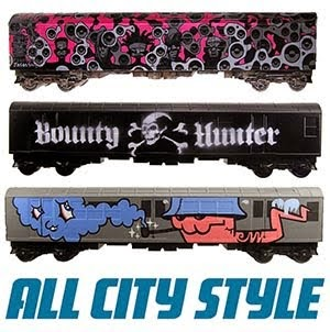 All City Style is back on track...