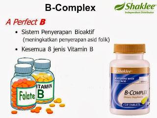 Set mengandung shaklee vitamin ibu hamil terbaik