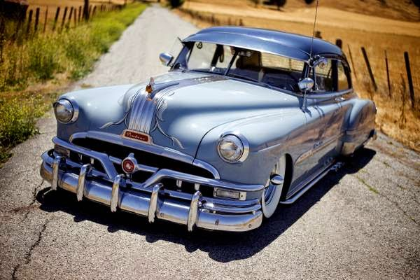Car Garage Near Me >> Custom 1951 Pontiac Chieftain | Auto Restorationice