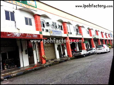 IPOH FACTORY FOR SALE (I00147)