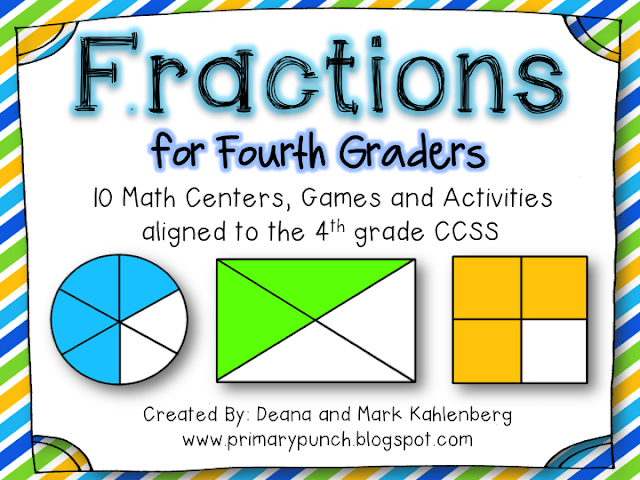 math problems for fourth graders