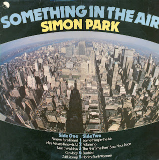 Simon Park Orchestra - Something In The Air (1974)