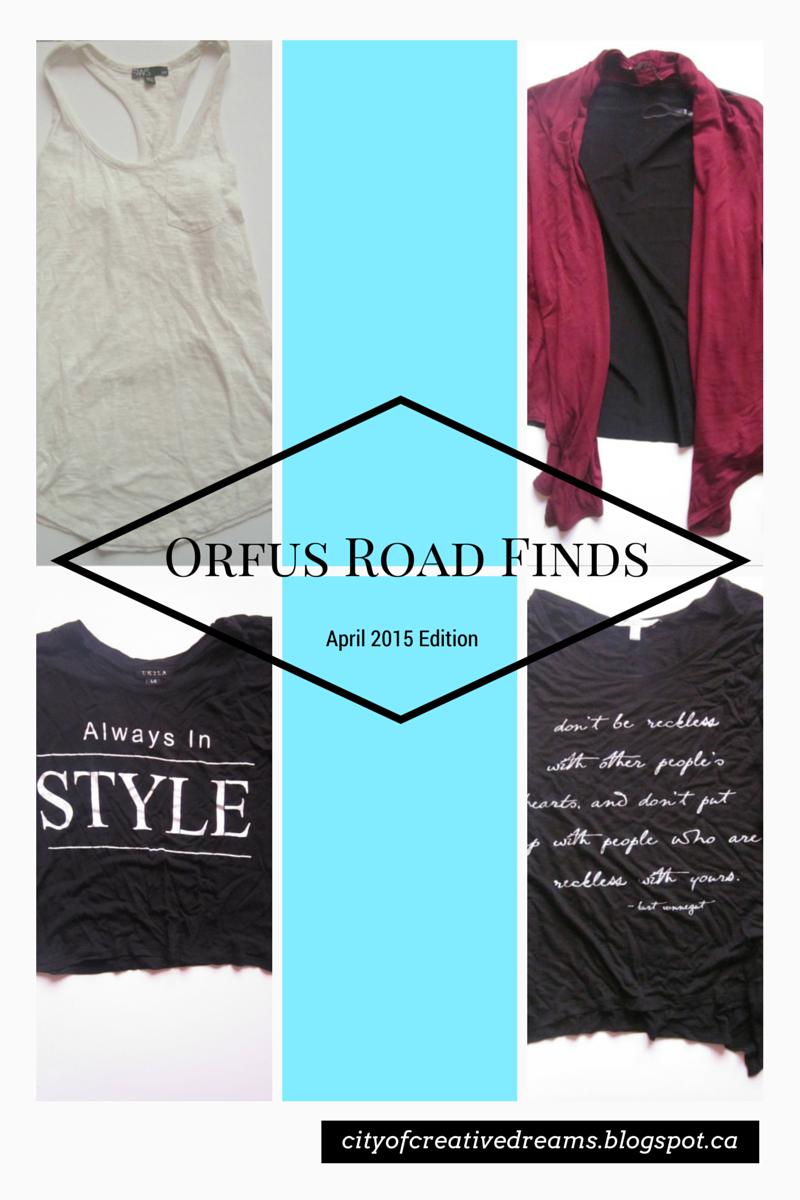 orfus road fashion